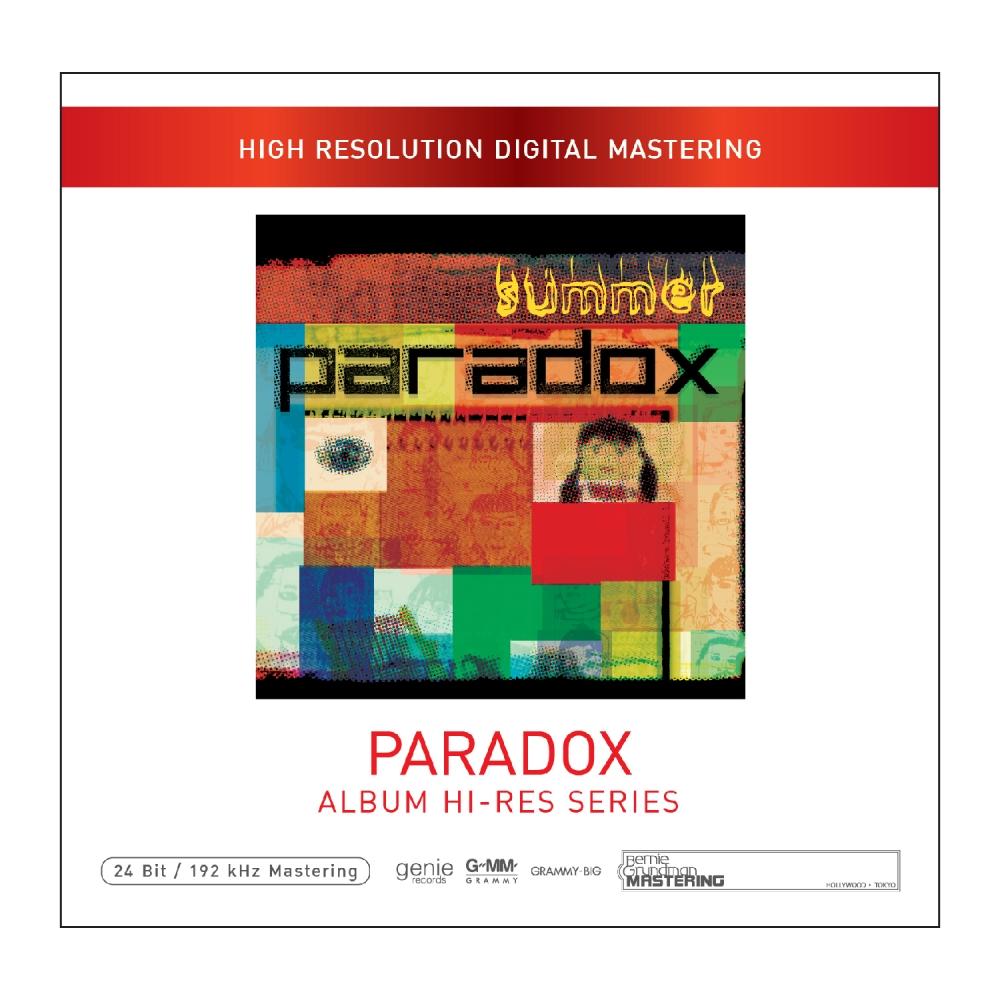 CD PARADOX SUMMER HI-RES SERIES