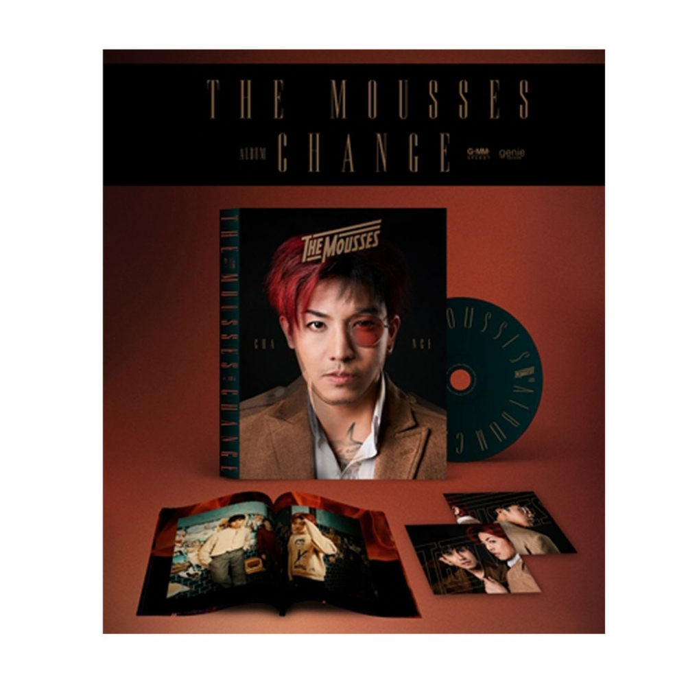 CD The Mousses Change
