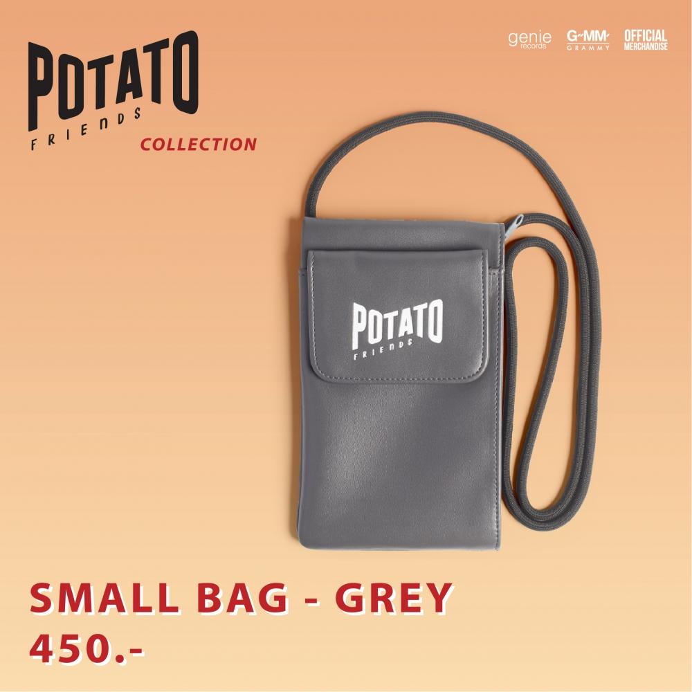 SMALL BAG-GREY #POTATO