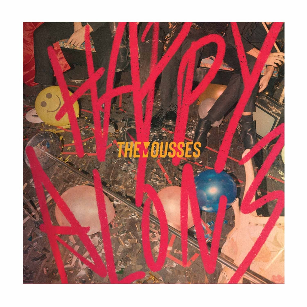 CD The Mousses Happy Alone (EP)